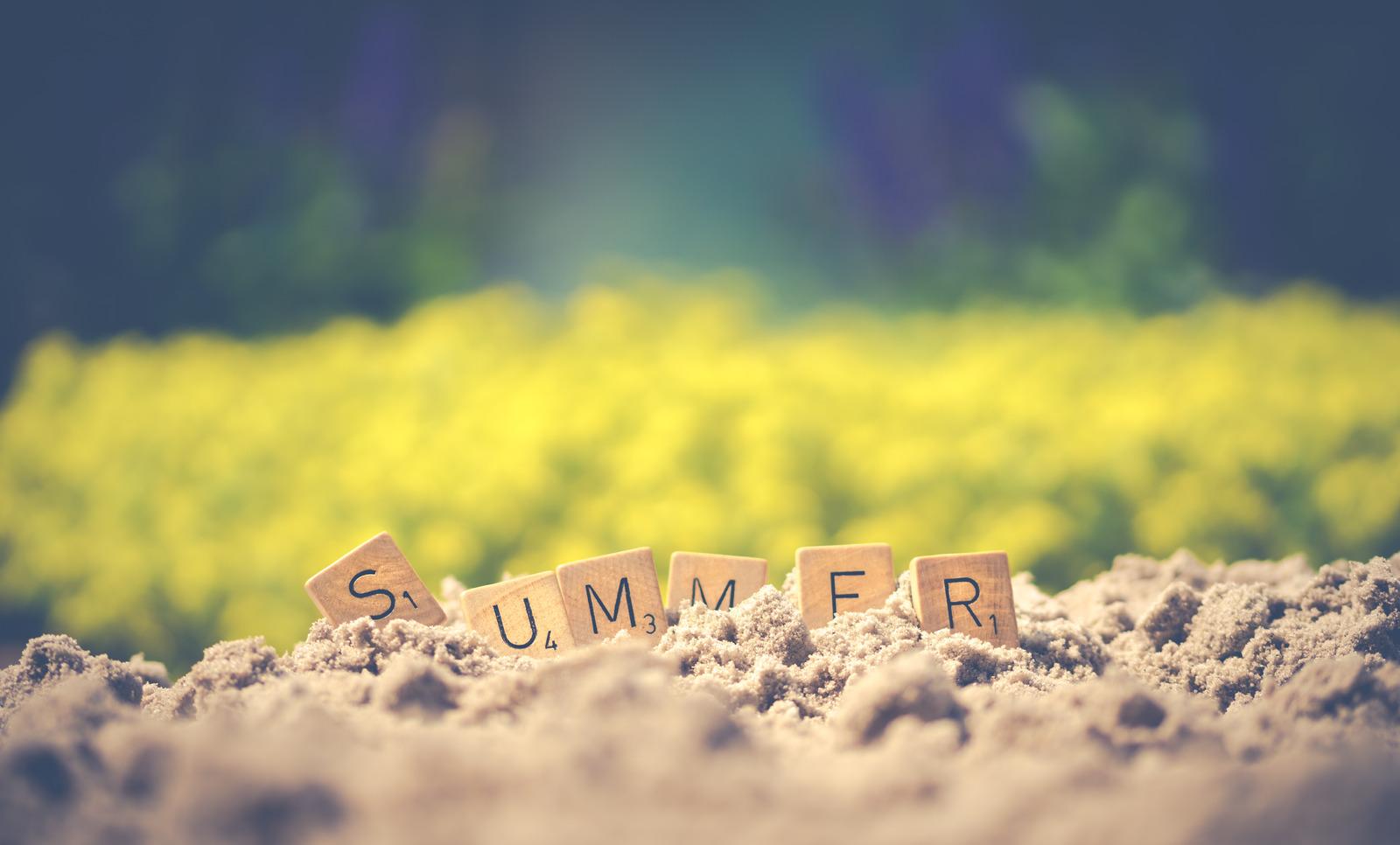 Canva - Summer Letter Cube on Soil (1)