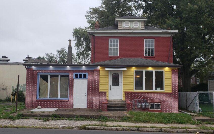 848 Calhoun St, Trenton, NJ 08618